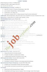 medical resume student no work experience clerk resume learnhowtoloseweight net no work experience clerk resume learnhowtoloseweight net