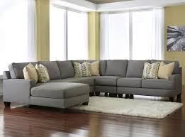 sectional couches. Interesting Couches Signature Design By Ashley Chamberly  Alloy 5Piece Sectional Sofa With  Left Chaise And Couches E
