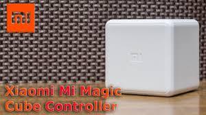 <b>Xiaomi Mi</b> Magic Cube Controller - полный обзор, все возможности