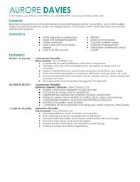 Construction Resume Examples Amazing Journeymen Drywallers Resume Examples Free To Try Today