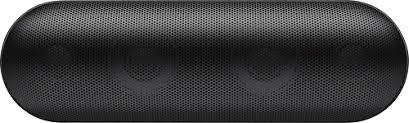 speakers beats. beats by dr. dre - pill+ speaker black larger front speakers