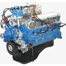 All Chevy chevy 235 engine : BluePrint BP3023CTC Dressed Crate Engine, Ford 302, 235 HP