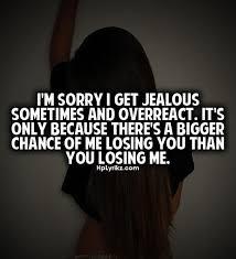 Jealous Is Luv