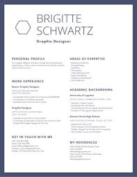 creative design resumes customize 771 graphic design resumes templates online canva