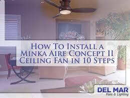 minka aire concept ii 52 ceiling fan 44 model f518 wh brushed nickel hugger