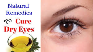 10 natural ways to cure dry eyes problem syndrome