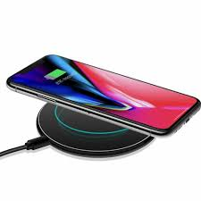 Samsung Lighting Charger E Jing Qi Fast Wireless Charging Pad Charger Led