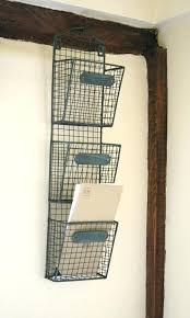 wall mail holder mounted canada