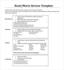 doc film review template sample film review template  doc