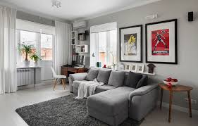 ... 11 Trendy Inspiration Ideas Small Apartments Designs Apartment Design  Nyc And Modern With Grey Sofabed ...