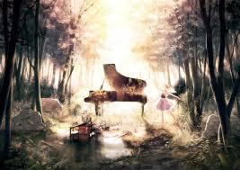 anime music wallpaper piano. Beautiful Piano Anime Music Piano Id 176403 For Wallpaper L