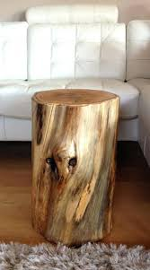 small of marvelous side table diy log furniture wood stump tables end coffee by ideas diy outdoor log furniture s67 diy