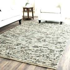 chunky wool rug republicofmike