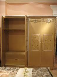 Bedroom Wardrobe Cabinet 0026 Italy Fancy Wooden Furniture Bedroom Wardrobes Design Bedroom