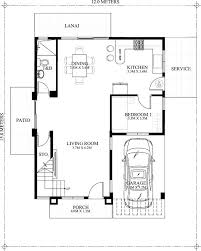 One Level House Floor Plans One Level House Plans With Porch Awesome