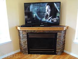 class and character added to a living room fireplace design with a simple wall of easy