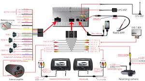 wiring diagram for car audio system kwikpik me how to install a 4 channel amp to door speakers at Wiring Diagram Car Audio System