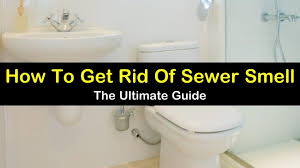 How To Get Rid Of Sewer Smell In Your House Adorable Sour Smell In Bathroom