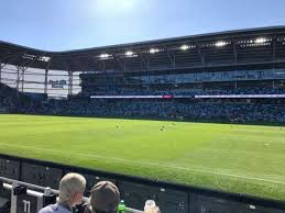 Allianz Field Seating Chart Allianz Field Section 11 Row 3 Seat 6 Home Of Minnesota