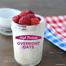 If you're a fan of low calorie to the oats and blend until smooth. Best High Protein Overnight Oats Without Protein Powder