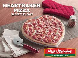 Papa Murphys Heartbaker Pizza Campaign The Idaho Foodbank