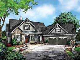 37 craftsman style house plans with walkout basement for craftsman lake house