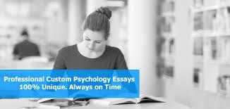 Professional Custom Psychology Essays Online   Essay Cafe Essay Cafe