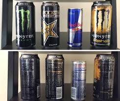 Energy Drink Comparison Chart Top 13 Insane Monster Energy Drink Facts Delishably