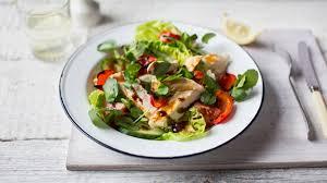 chicken salad. Brilliant Salad Warm Chicken Salad Inside Chicken Salad