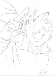 Dessin De Dragon Ball Z Facile A Fairellll Duilawyerlosangeles