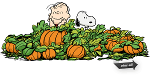 Download Snoopy Pumpkin Patch Download Png Clipart PNG Free   FreePngClipart