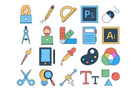 Vector Image Designer Designers Vector Free Icon Set Deszone Net