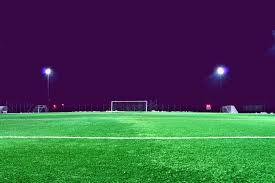 Free picture soccer field spotlight stadium lawn lights night