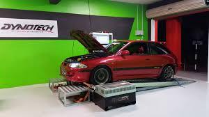 Satria GTi By Hayat Auto Garage (Dyno Time) - YouTube