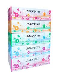 <b>Бумажные</b> двухслойные <b>салфетки</b> Ellemoi Piko, 160шт (спайка 5 ...