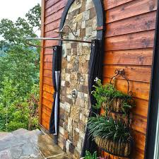 17 best shower rods from customers images on intended for outdoor curtain rod plan 10