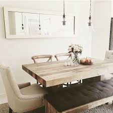 affordable reclaimed wood furniture. dining tables reclaimed wood trestle table natural finished of thick affordable furniture y