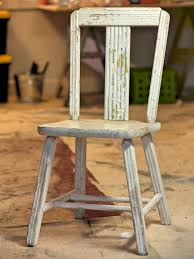 painted wood furnitureHow to Strip and Repaint a Wood Chair  howtos  DIY