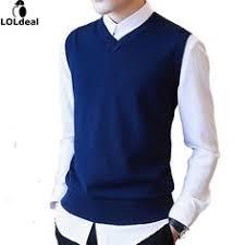 <b>LHZSYY Autumn</b> Winter New Wool Vest Women V-Neck Knit Solid ...