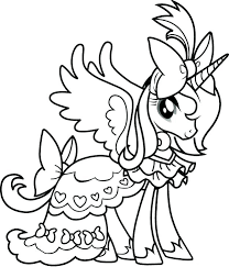 my little pony friendship is magic coloring page my little pony color pages little pony