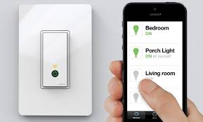 iphone controlled lighting. Interesting Iphone Belkin Launches Smartphone Controlled Light Switch Regarding Control Inside  Lights With Iphone Remodel 16 And Lighting A