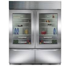 sub zero inc over and under built in refrigeration