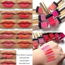 VINA BAHRI: YSL Baby Doll Kiss & Blus