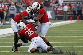 Maryland Depth Chart For Wake Forest Three Changes For