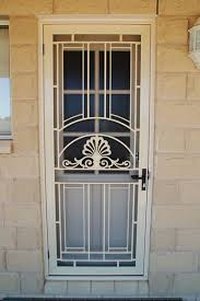 decorative security screen doors. Decorative Security Doors. Security_door3 Screen Doors R