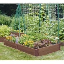 Small Picture Small Backyard Vegetable Garden Ideas erikhanseninfo