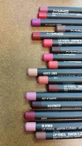 dels about mac cosmetics lip pencil liner choose ur color bnib including 2016 collection