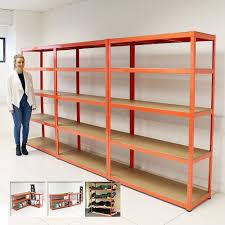 office shelf unit. SET 3 HEAVY DUTY 5 TIER SHELF SHELVING UNITS. GARAGE STORAGE RACKING SHED OFFICE: Amazon.co.uk: Kitchen \u0026 Home Office Shelf Unit