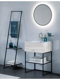 Комплект мебели <b>Астра</b>-Форм Лофт 60 – Купить <b>тумбу</b> с <b>раковиной</b>