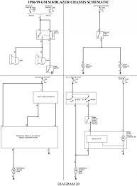 Chevyer wiring diagram schematic fuel pump trailer 2002 chevy blazer radio spark plug wire 840